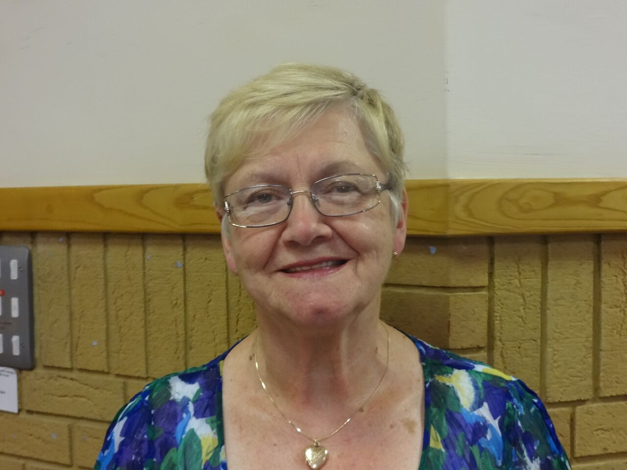 Cllr Mrs Joan Gorse (Labour)