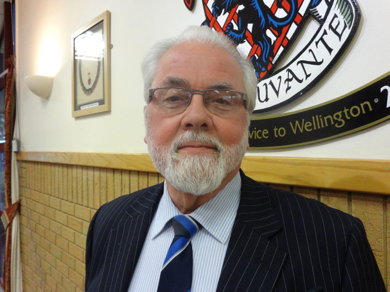 Cllr Miles Hosken (Conservative)