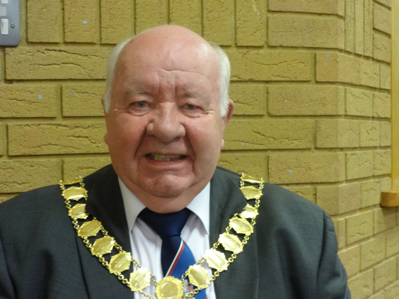 Town Mayor – Cllr Phil Morris-Jones MBE