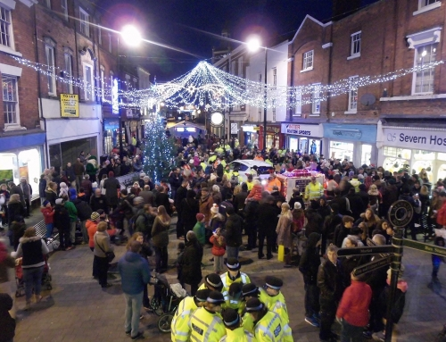 Wellington's Christmas Light Switch on event – Saturday 21st November 2015