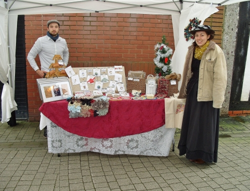 Wellington Victorian Market Saturday 28th November 2015