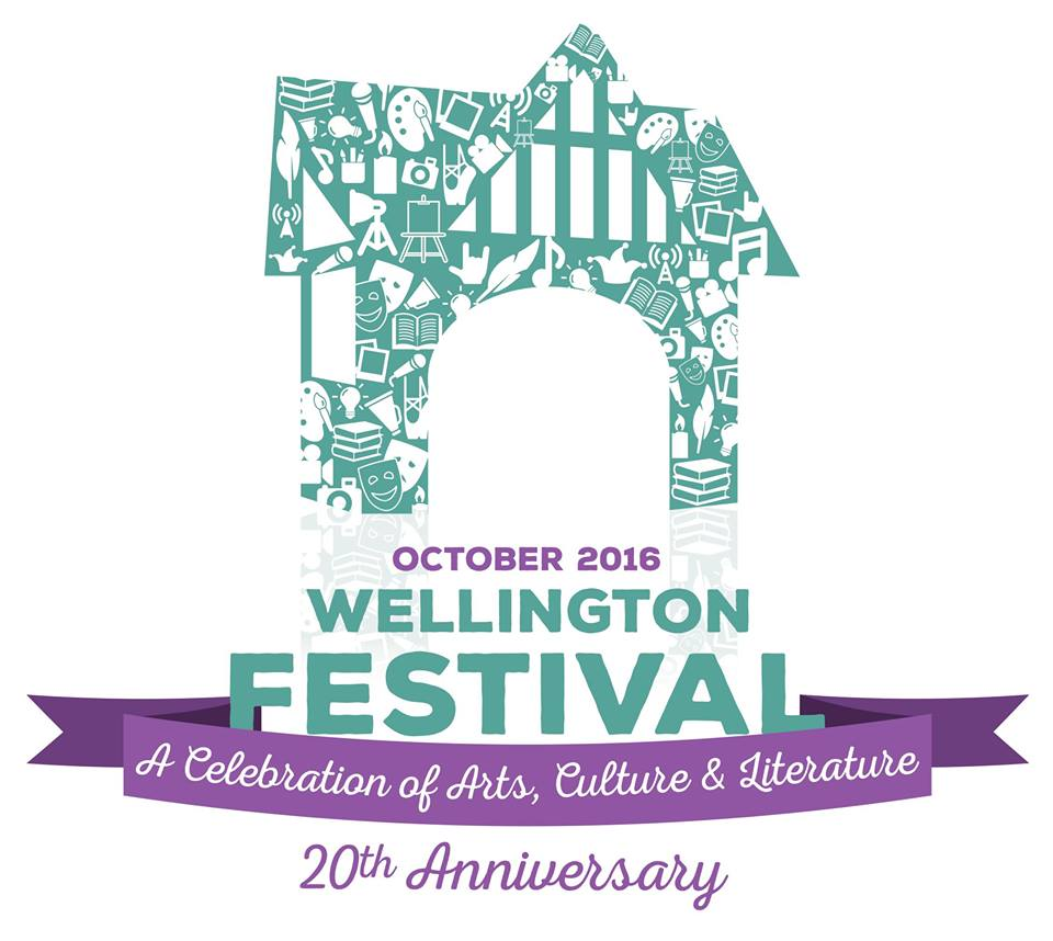 'Wellington Festival' – incorporating Wellington's 20th Literary Festival