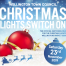 Saturday, 23rd November 2019 the official switching on event for the Christmas Lights in Wellingtons Market Square