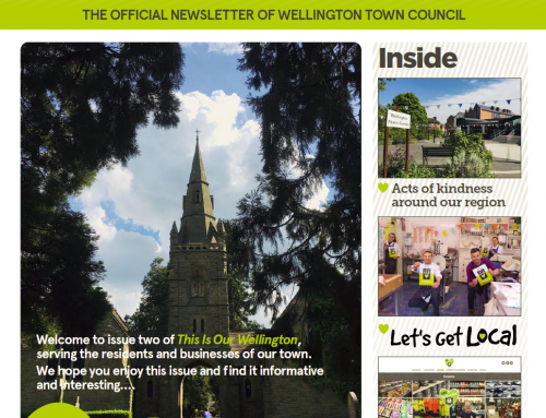 This is our Wellington – August 2020 Issue
