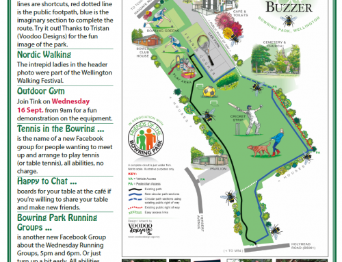 Friends of the Bowring Park Newsletter