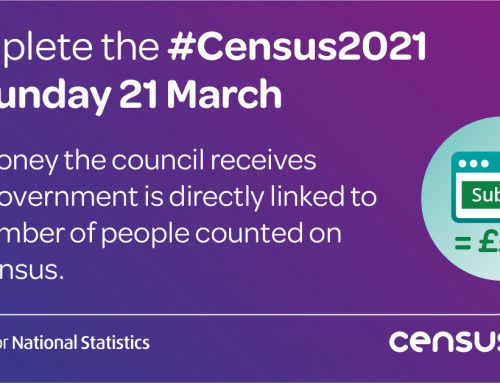 Support is now available locally to help you complete the #Census2021