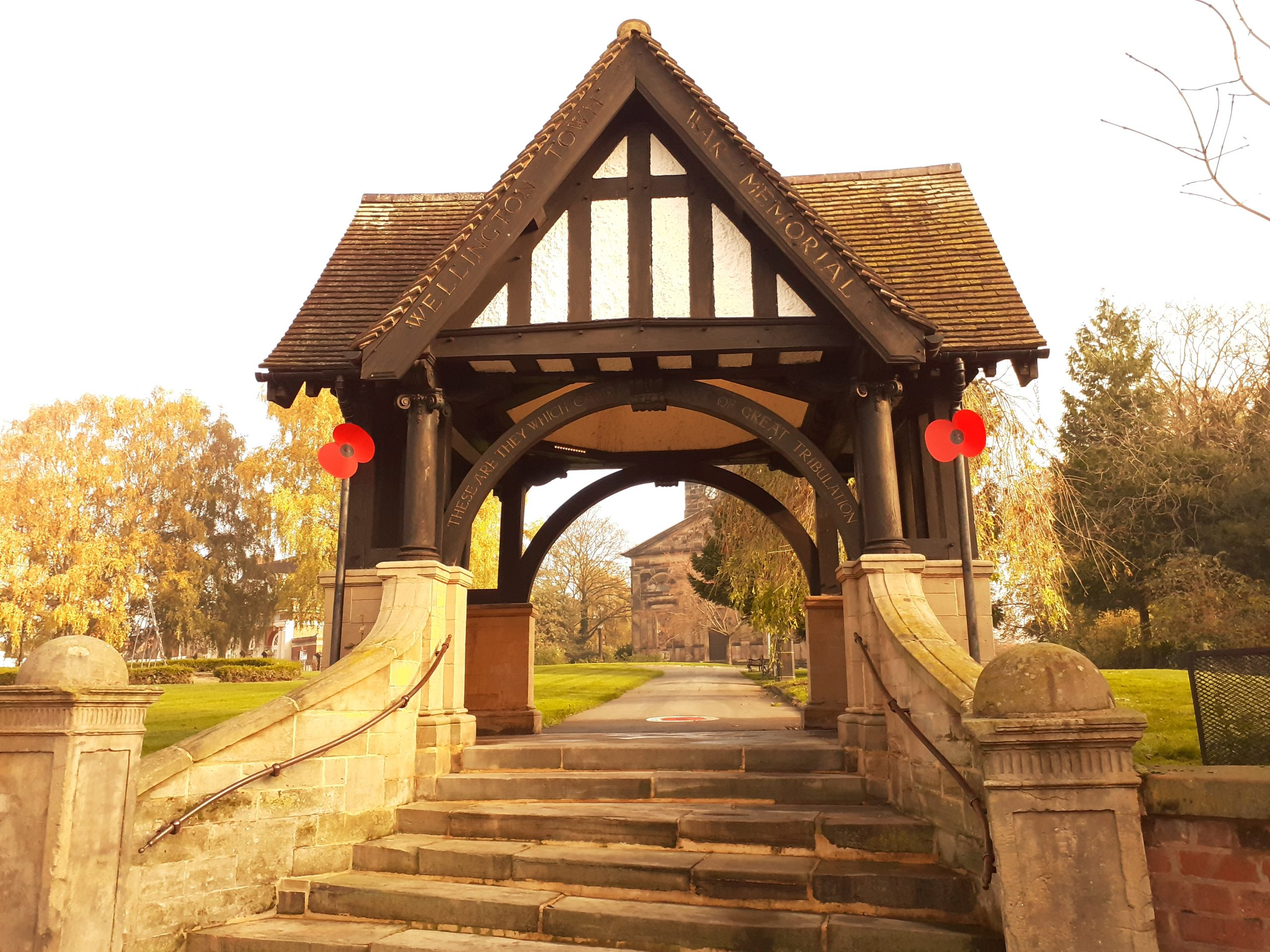 The Lych Gate Wellington 2020