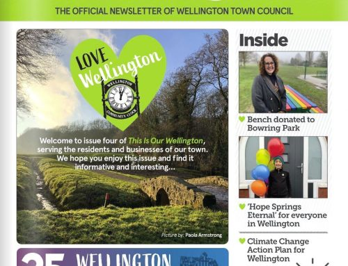 This is our Wellington – March 2021 Issue