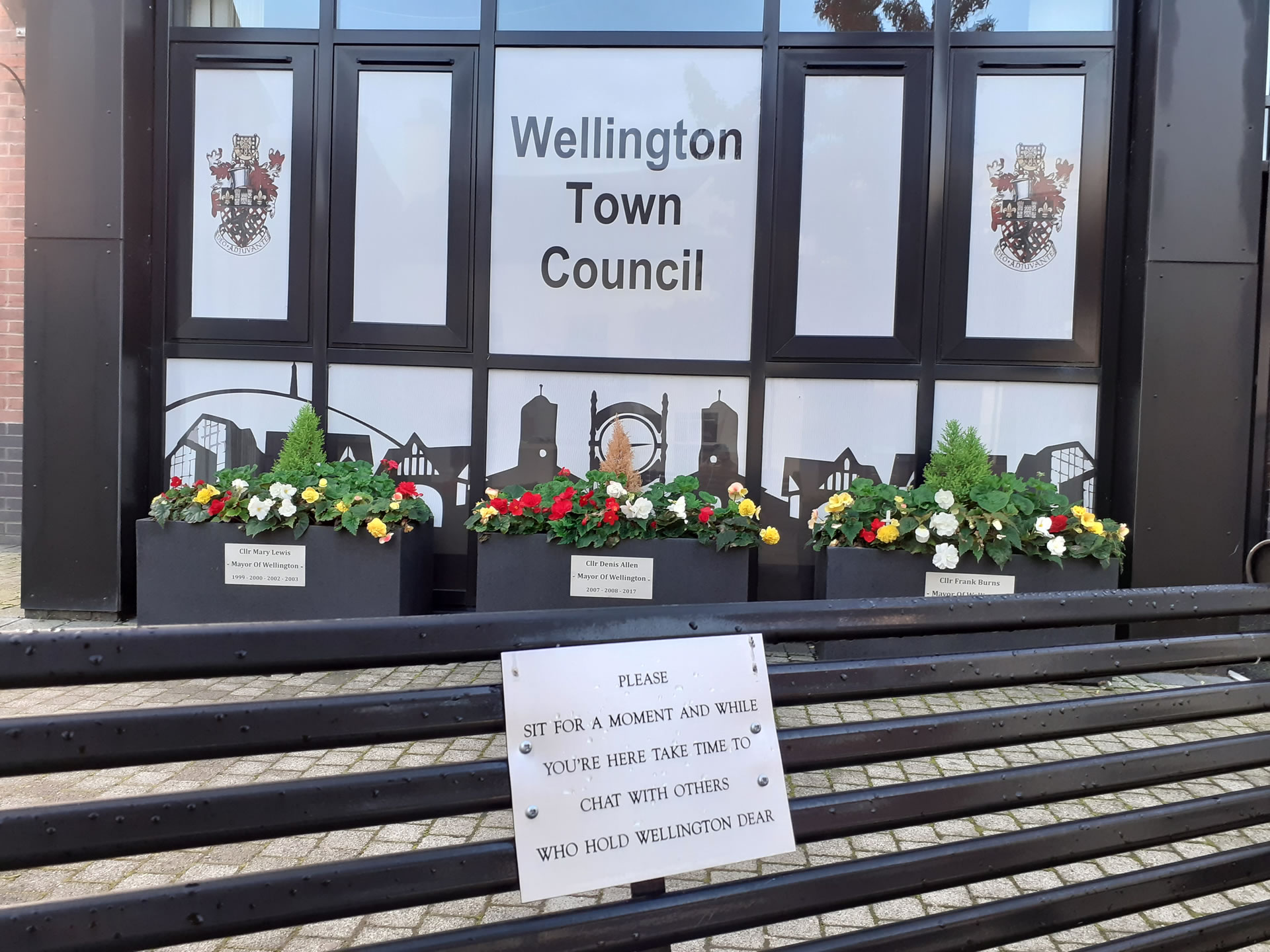 Wellington Town Council Images