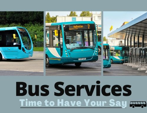 ***HAVE YOUR SAY ON BUSES***