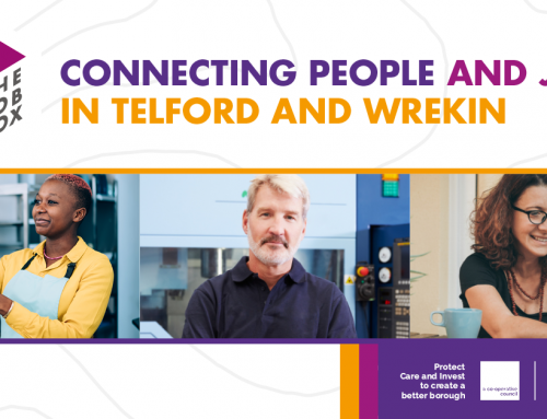 Connecting people and jobs in Telford and Wrekin
