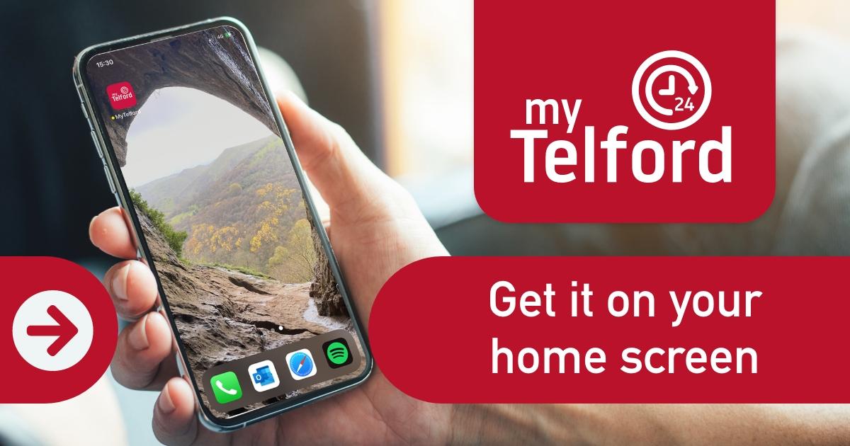 MyTelford app